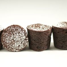 """Yield:12-14 servings Our """"Bouchons,"""" meaning """"corks"""" in French, areinspired by our Bouchon Bakeries, and are one of their most rich and decadent desserts that are worthy of indulgence at any party, get-together or even an after-dinner treat at home. Make them even more decadent by serving warmed Bouchons with a scoop of peanut butter ice …"""
