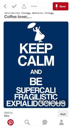 It's spelled: Supercalafragalisticexpialadocious