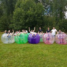 #bumperballs #bubbleball #escapeludvika #borlänge #sverige #svensexa #fotboll #soccer #event #dalarna #