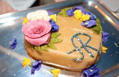 This was the ultimate vegan Wedding Cake :)))  Angelika Furstler_Delicious self-made Vegan Wedding Cake Recipe, Raw Vegan Cake Filling