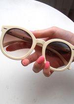 okulary hollywod okrągle
