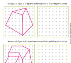 03 Trazos de simetría - Avanzado