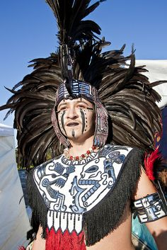 Native American (mexico) by OKRAD, via Flickr