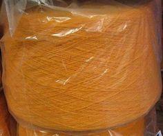 Butterscotch 2/17 Acrylic Yarn by stephaniesyarn on Etsy, $20.00