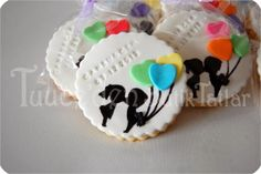 Silhoutte Cookies...