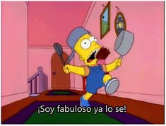 imagenes de los simpson tumblr - Buscar con Google Simpsons Frases, Simpsons Quotes, Simpsons Cartoon, Cartoon Pics, Bart Simpson Tumblr, Lisa Simpson, Frases Disney, Los Simsons, Rugrats