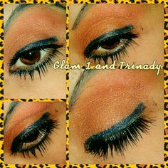 Glam 1 and Trinady