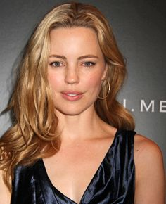 """There's something about being left alone that I think brings a bit of magic,"" actress Melissa George says about working for Cinemax in the upcoming action series ""Hunted."""