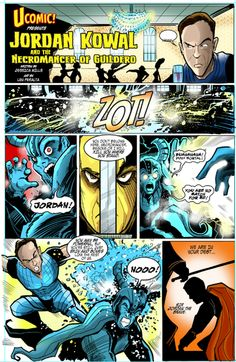 UComics! The Comic Starring You! | PeraltARTSY