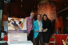 Colleagues from B2C Europe's USA office and China office visited the LA Fashion Digital conference in Los Angeles. 07.05.2014