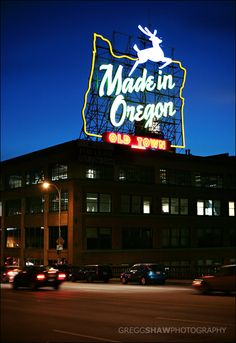 This famous landmark sign inspired the 2012 3CMA conference materials. Thank you, Laura and Jean from the City of Gresham, OR!