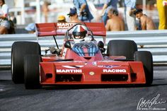 1973 GP Monaco (Chris Amon) Tecno PA123