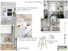 ⎨ English text at the end of the article ⎬ Depuis quelques temps je vous montre les photos de notre cuisine sur instagr...