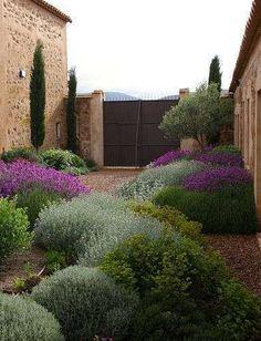 Come arredare il giardino in stile mediterraneo - Piante mediterranee