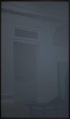 Gerhard Richter 'Mirror Painting (Grey, 735-2)', 1991 © Gerhard Richter