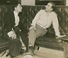 Buster Keaton & Jimmy Durante
