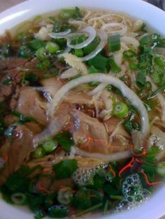 Pho Dai Loi on Buford Highway, Atlanta, GA. Tried pho once when I was younger ... bleccch. Willing to try again!
