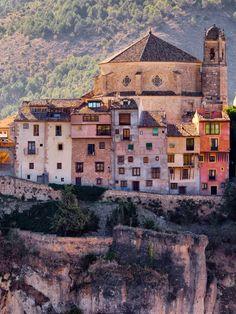 De camino a la ermita Photo taken in Cuenca, Cuenca,Spain