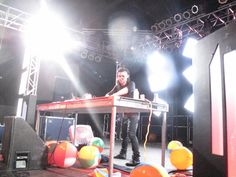 Love the Knitting Factory in Boise. Wrote a piece on Skrillex performing there last year.