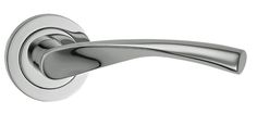Fortessa 'Verto', Polished Chrome Door Handles - FCOVER-PC (sold in pairs) Sale