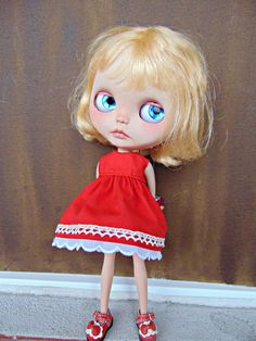 Blythe custom Dress