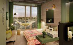10 hoteles #hipster en el mundo para una estancia alternativa