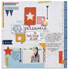 kim watson ★ paper crafts ★ designs: Aspen Grove + Layouts