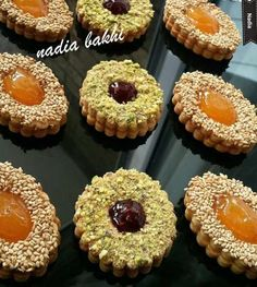 Cookie Desserts, Cookie Recipes, Dessert Recipes, Biscotti Cookies, Cake Cookies, Moroccan Desserts, Eid Sweets, Macaron Recipe, Cake Business