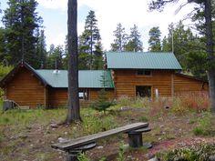 Geolgist's Cabin, McDame Creek, B.C.
