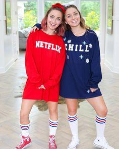 Für alle Couchpotatoes und Netflixlovers - das perfekte Kostüm für Halloween, Fasching, Karnelval & Co. Gefunden bei DEA VITA