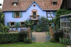 Jardins de la Ferme Bleue - Uttenhoffen - #Alsace