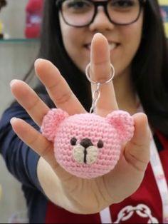 Crochet Ripple, Tapestry Crochet, Crochet Motif, Diy Crochet, Crochet Designs, Crochet Toys, Crochet Patterns, Crochet Keychain Pattern, Crochet Snowflake Pattern