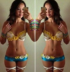 EDM outfits