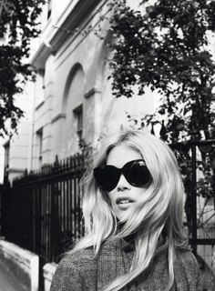 Self Service Magazine Photography: Angelo Pennetta Model: Claudia Schiffer Styled by: Suzanne Koller