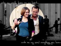 Danny and Lindsay of CSI NY