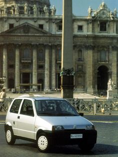 Photographs of the 1991 Fiat Cinquecento. An image gallery of the 1991 Fiat Cinquecento. Fiat Cinquecento, Turin, Military Vehicles, Automobile, Spa, Bella, Image, Italia, Cutaway