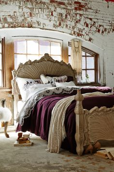Soft-Washed Linen #Duvet #Anthropologie