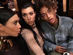Jada Pinkett-Smith, Willow & Jaden Smith, Mary J. Blige, Tyga & More Party It Up For Olivier Rousteing's Birthday