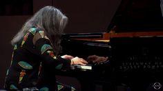 Johann Sebastian Bach: Partita No.2 in C minor, BWV 826 – Martha Argerich