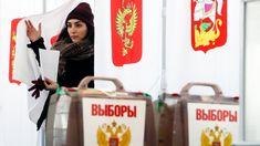 Россия. Выборы-2018 | НАСТОЯЩЕЕ ВРЕМЯ | Прямой эфир