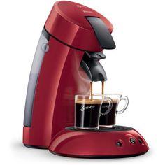48.99 € ❤ Top #BonsPlans - #Machine à #cafe à dosette - #SENSEO Original HD7817/91 Rouge intense - 0,7L ➡ https://ad.zanox.com/ppc/?28290640C84663587&ulp=[[http://www.cdiscount.com/electromenager/petit-dejeuner-cafe/senseo-original-rouge-intense-philips-hd7817-91/f-1101704-phihd781791.html?refer=zanoxpb&cid=affil&cm_mmc=zanoxpb-_-userid]]