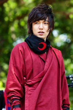 El joven Daejang - Faith