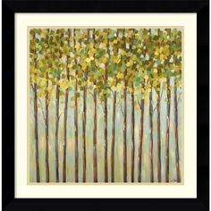 <li>Artist: Libby Smart</li><li>Title: Different Shades of Green</li><li>Product type: Framed art print</li>