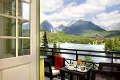 Grand Hotel Kempinski High Tatras Slovakia is a luxury boutique hotel in High Tatras, Slovakia. Book Grand Hotel Kempinski High Tatras Slovakia on Splendia and benefit from exclusive special offers ! Travel Around The World, Around The Worlds, High Tatras, Kempinski Hotel, Beautiful Hotels, Grand Hotel, Great View, Decoration, Lodges