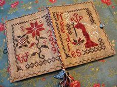 """Needle Book"" Blackbird Designs"
