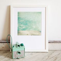 Morning Swim Photographic Print by Cassia Beck Photography £11
