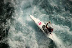13 Stunning Examples Of Tilt-Shift Photography At The London Olympics