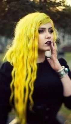 Hot hair chalk for girls #hair #chalk www.loveitsomuch.com