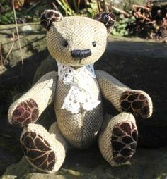 Beatrix Bear;Heading off to her new home soon. Now ADOPTED!