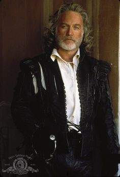 Richard Dreyfuss. This is the First time that I have ever found him attractive.